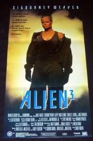 alien-3-australian-movie-poster-27x41-1992-david-fincher-sigourney-weaver