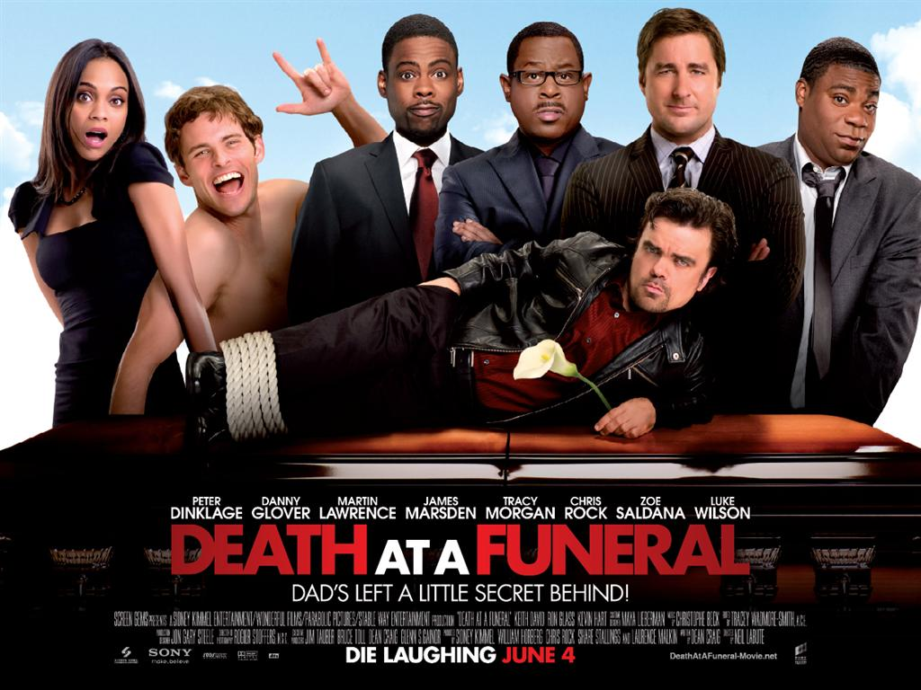 Death at a Funeral Movie ( ) - video dailymotion