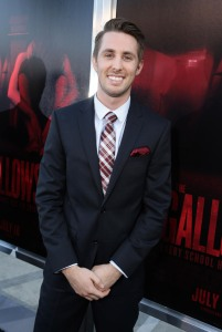 Ryan Shoos seen at the Los Angeles Premiere of New Line Cinema