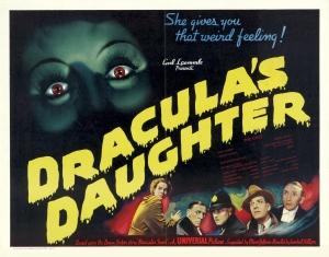 Poster - Dracula's Daughter_13