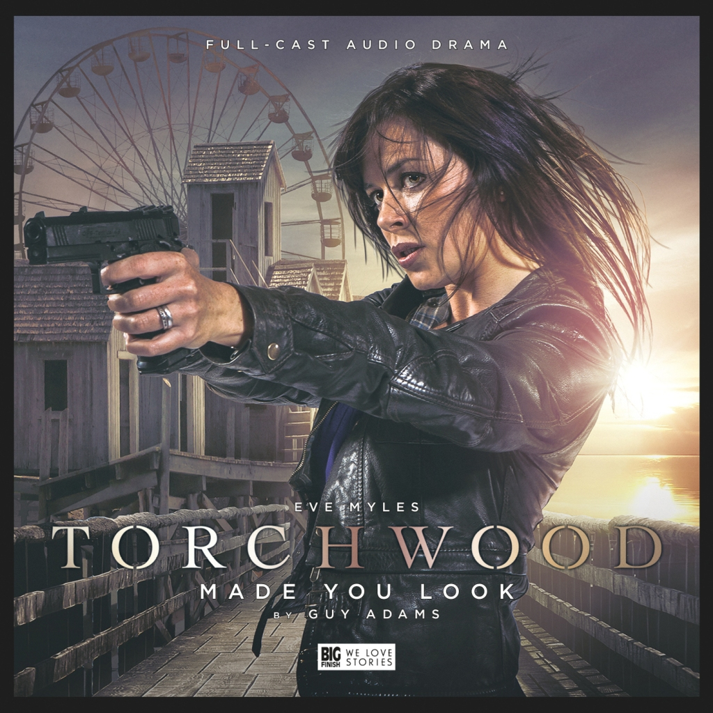 Big Finish Review: Torchwood – Broken/Made You Look ...