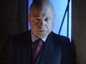 Captain Nathaniel Barnes (Michael Chiklis)