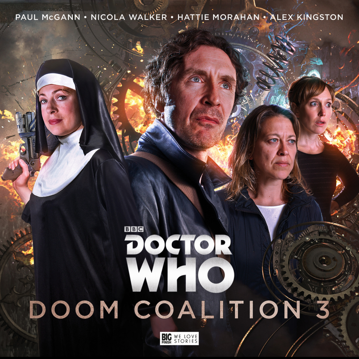 Big Finish Review: Doctor Who – Doom Coalition 3 – Indie Mac