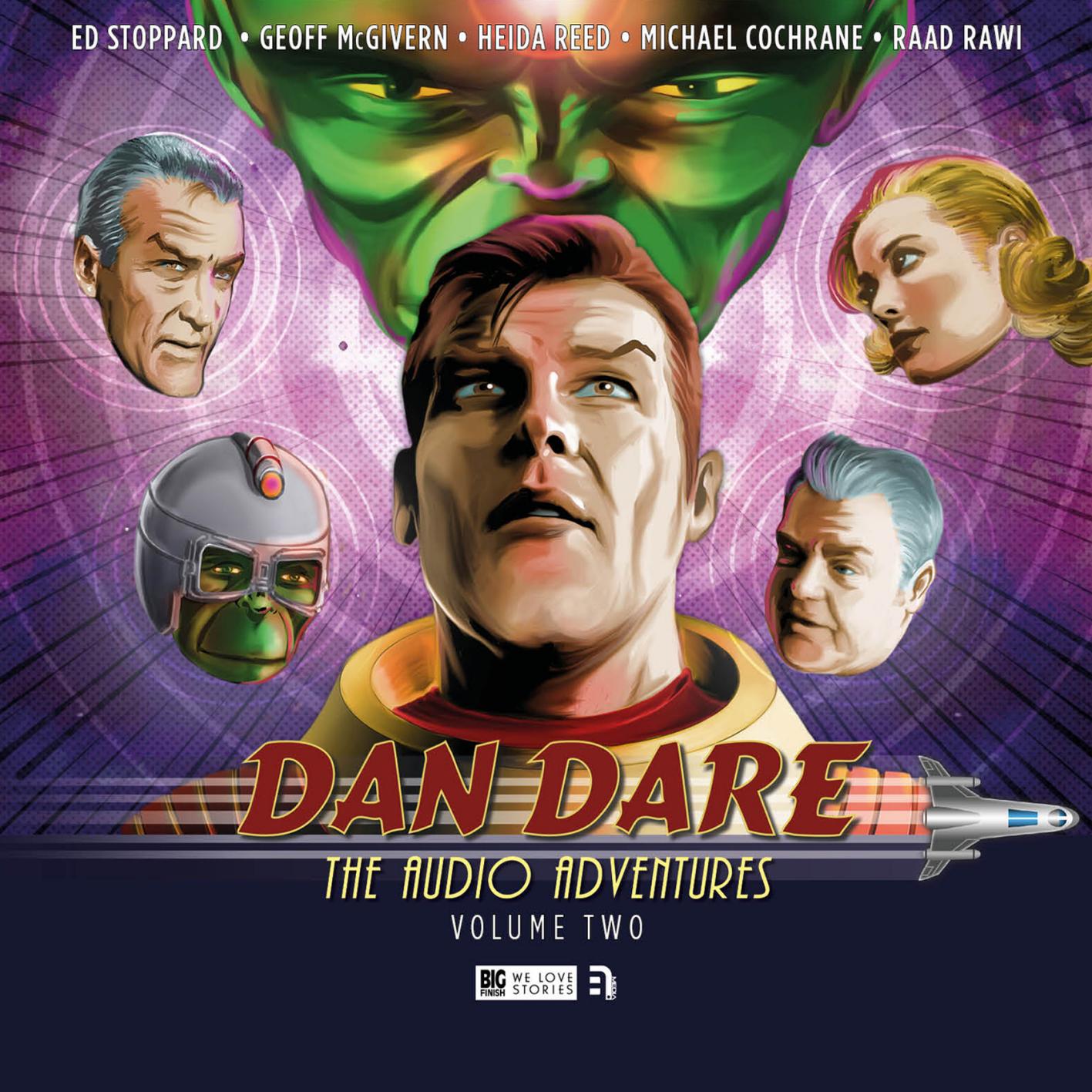 Audio Review: 'Dan Dare Volume 2'