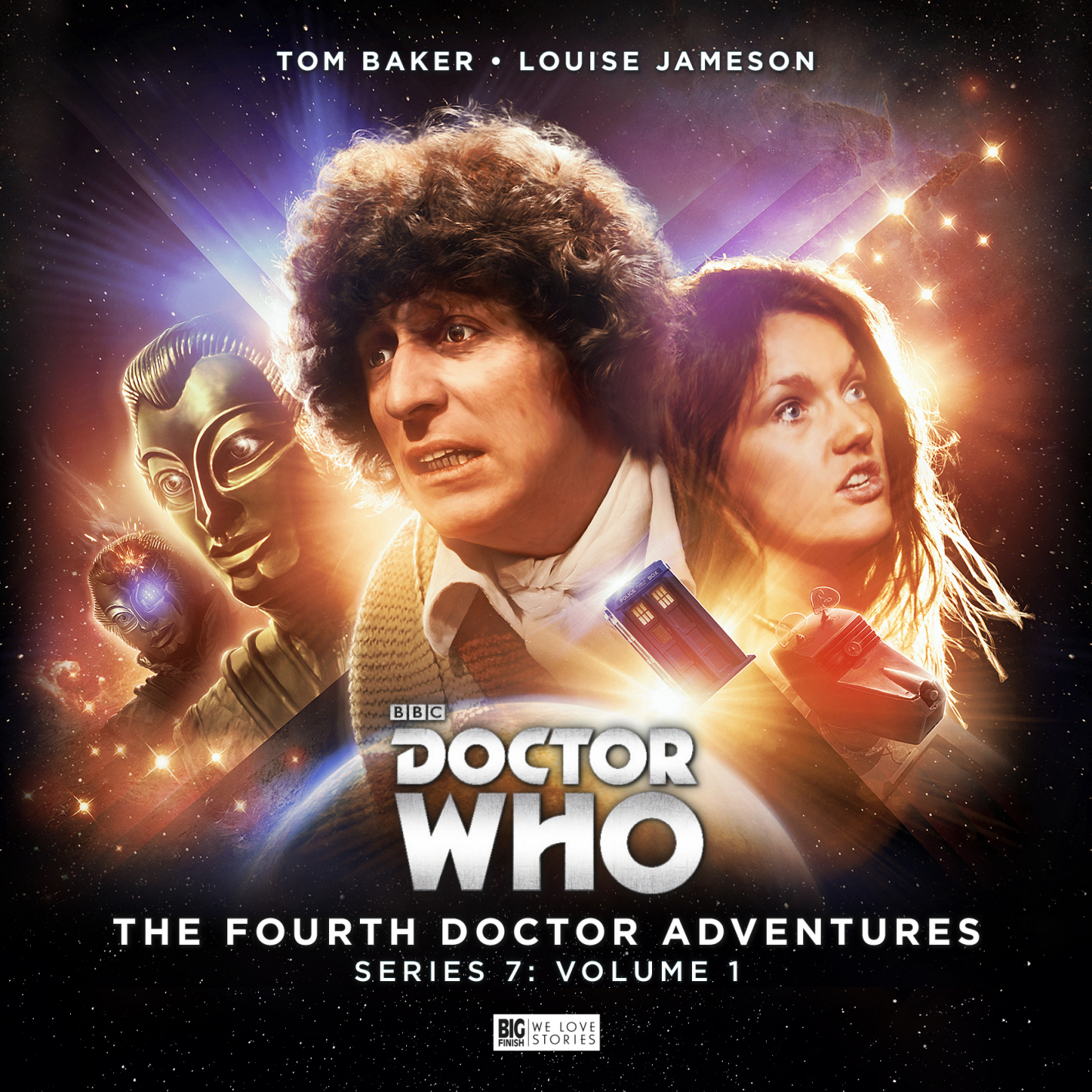 4d4c5ef5b231 Review  Doctor Who – Fourth Doctor Adventures Series 7 (Vol. 1)