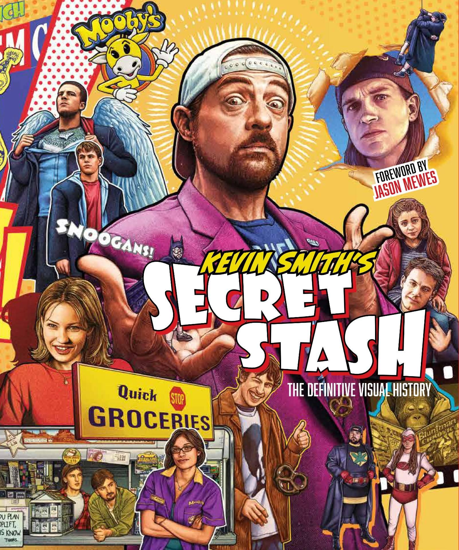 Kevin Smith's Secret Stash